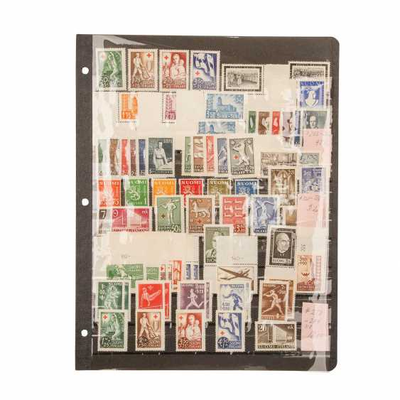 Finland - Beautiful post office fresh, unused and stamped collection, - photo 6
