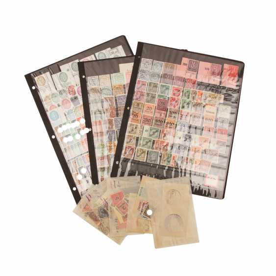 German Reich Official Stamps- - photo 1
