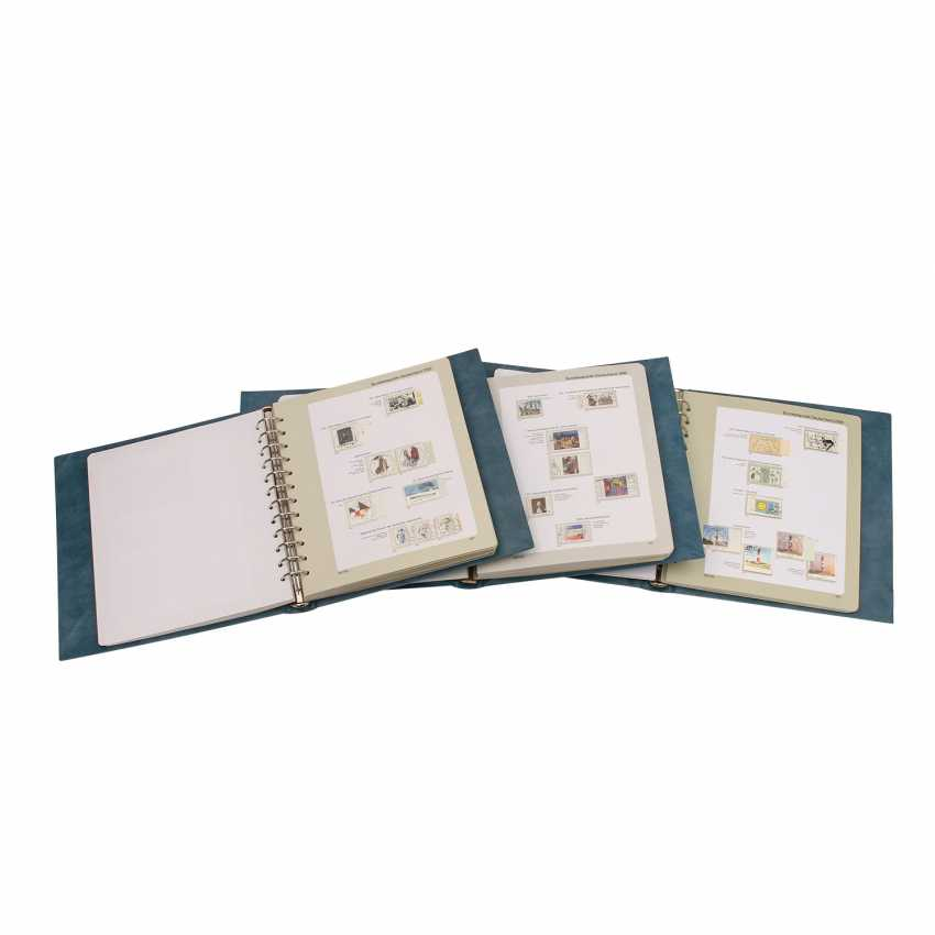 BRD - Beautiful complete stamp collection in 3 form albums, - photo 1
