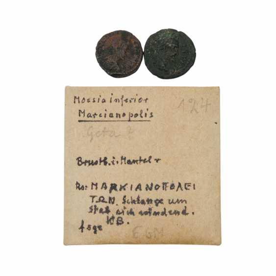 Moesia Inferior, Marcianopolis - Konvolut von 2, - photo 1