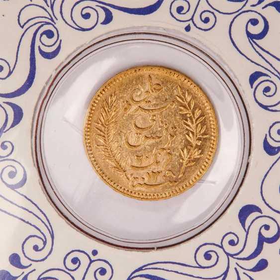 Tunesien - 20 Francs, 1892/A, - photo 2