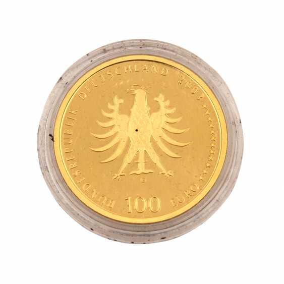 FRG - 14 x 100 Euro Gold, 7 ounces, - photo 3