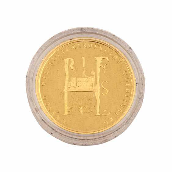 FRG - 14 x 100 Euro Gold, 7 ounces, - photo 4