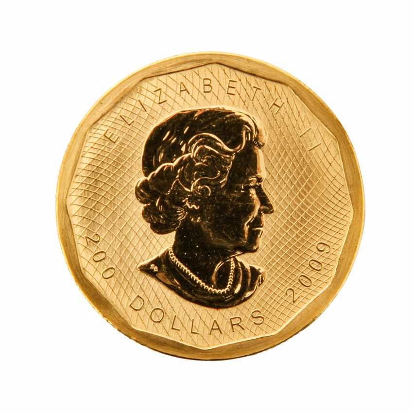 Kanada - 200 Dollars 2009, - photo 2