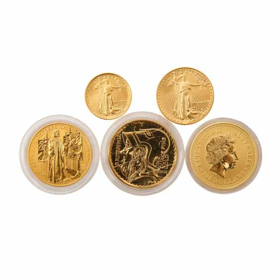 Gold - 5 Gold Coins - photo 2