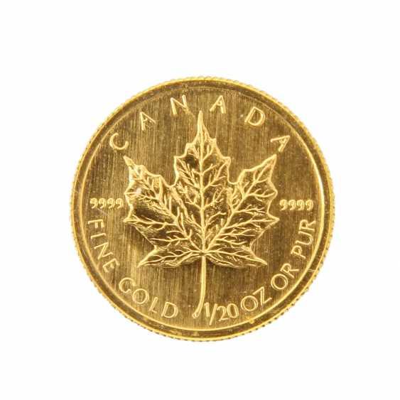 Kanada - 1 Dollar 2007, - photo 1