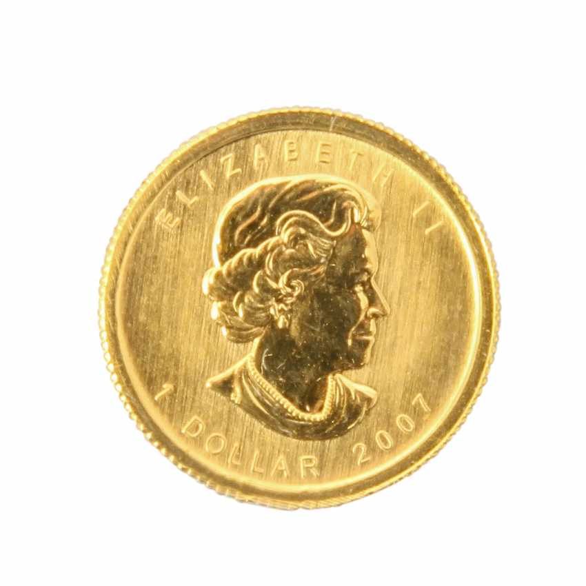 Kanada - 1 Dollar 2007, - photo 2