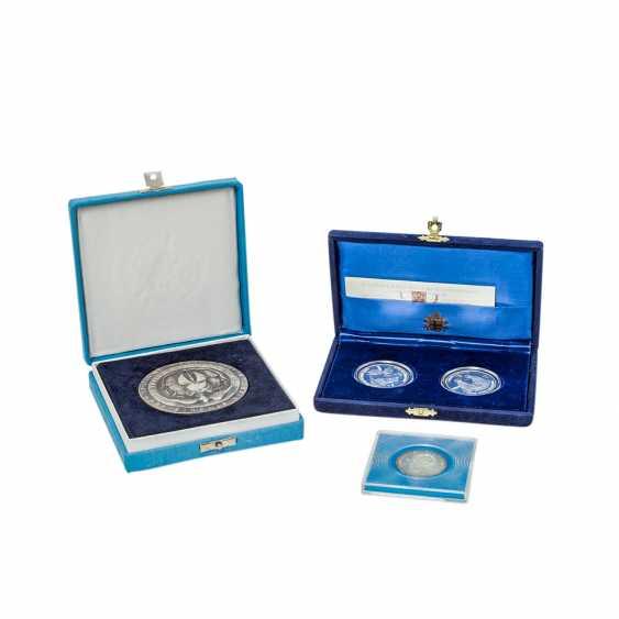 Collection: Vatican Silver Coin 1995, - photo 1