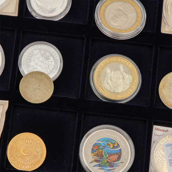 Collection of coins and medals, with SILVER in the process - photo 4