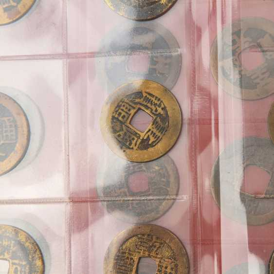 Colorful mixed coin album with China, among other things, - photo 4