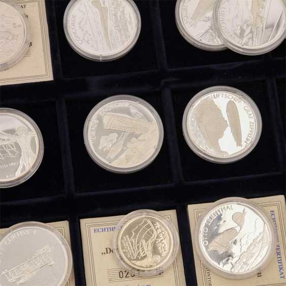 Coins and medals, with SILVER, among other things - photo 4