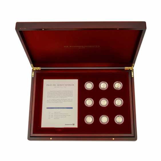 GOLD - thematic collection of the Federal President, - photo 1
