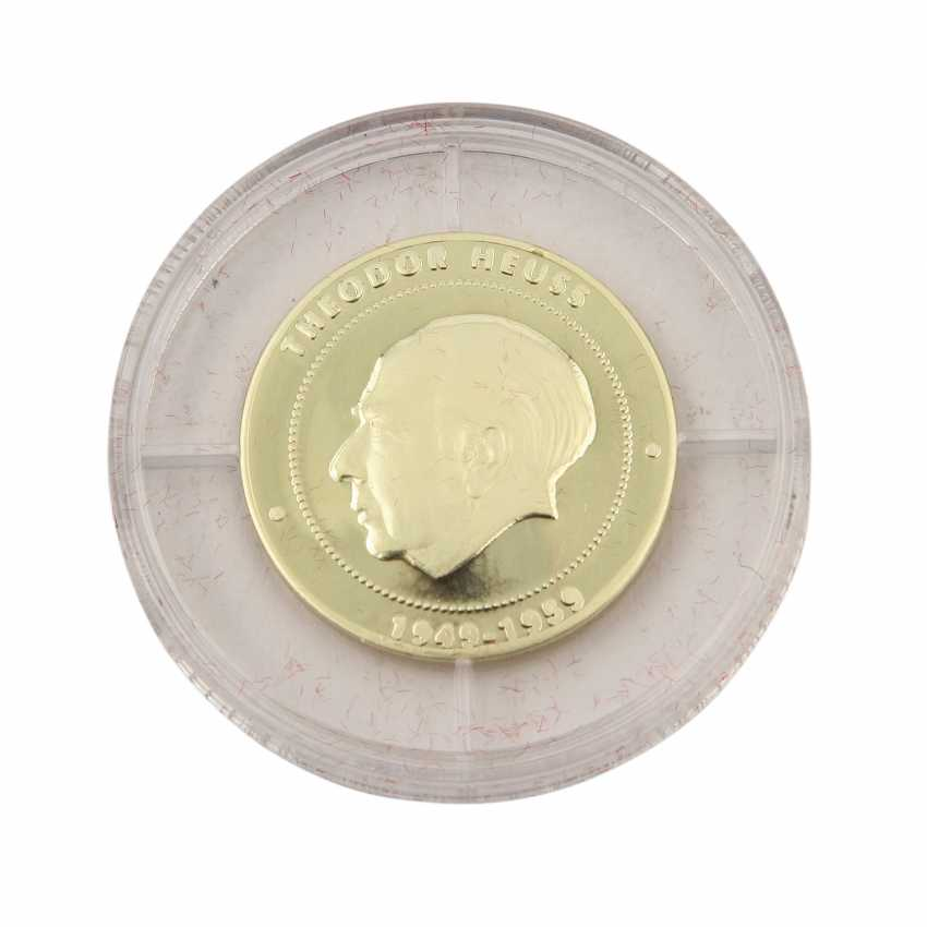 GOLD - thematic collection of the Federal President, - photo 6