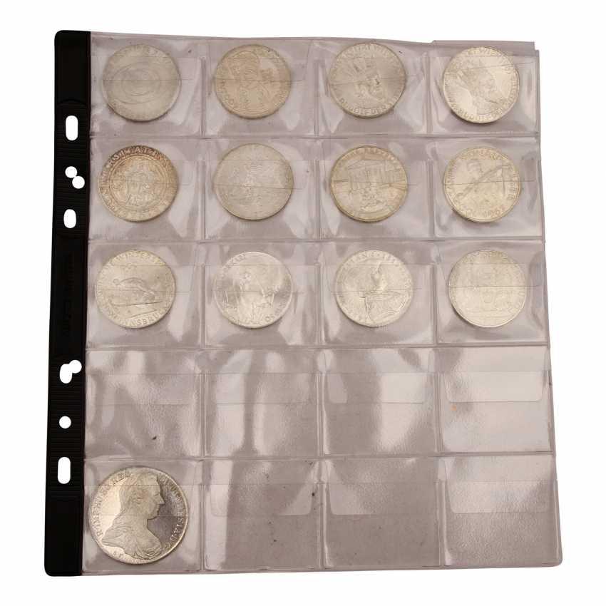 Austria - 1 x 500 shillings, 10 x 100 shilling, - photo 3