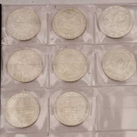 Austria - 1 x 500 shillings, 10 x 100 shilling, - photo 5