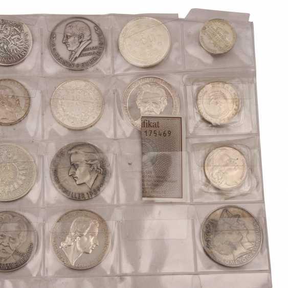 Austria - 1 x 500 shillings, 10 x 100 shilling, - photo 1