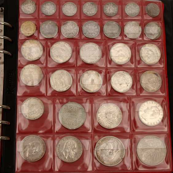 Items with Gold and silver from the Dt. Imperial age - - photo 5