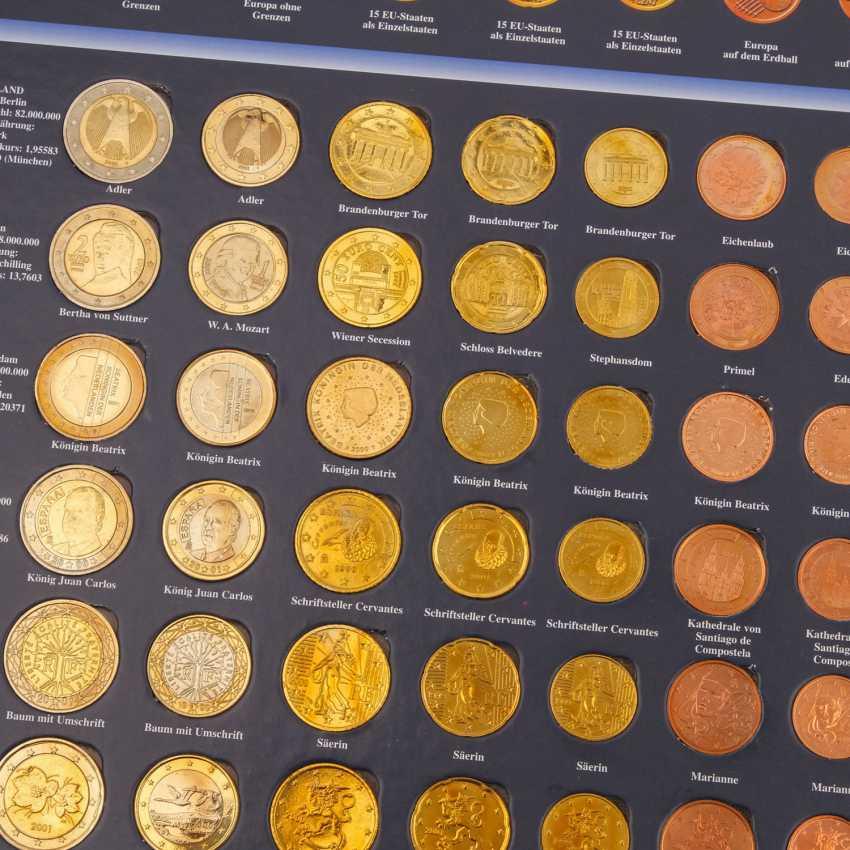 San Marino/Vatican/Monaco - Lot with Euro coins - photo 2