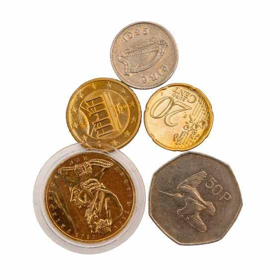 Euro coins Germany in special cases, including - photo 2