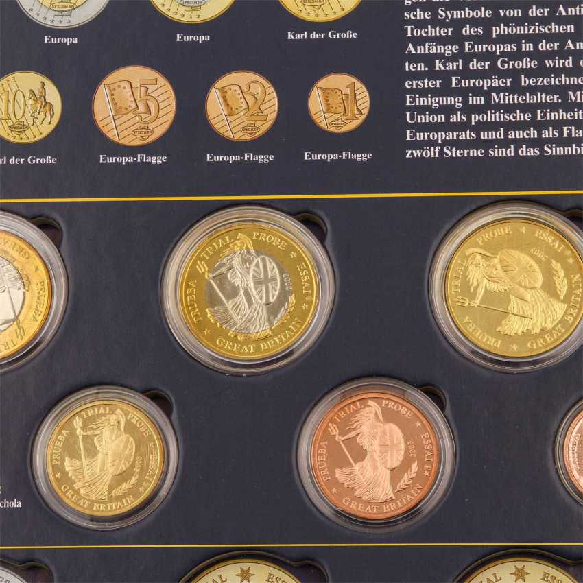 Euro coins Germany in special cases, including - photo 3