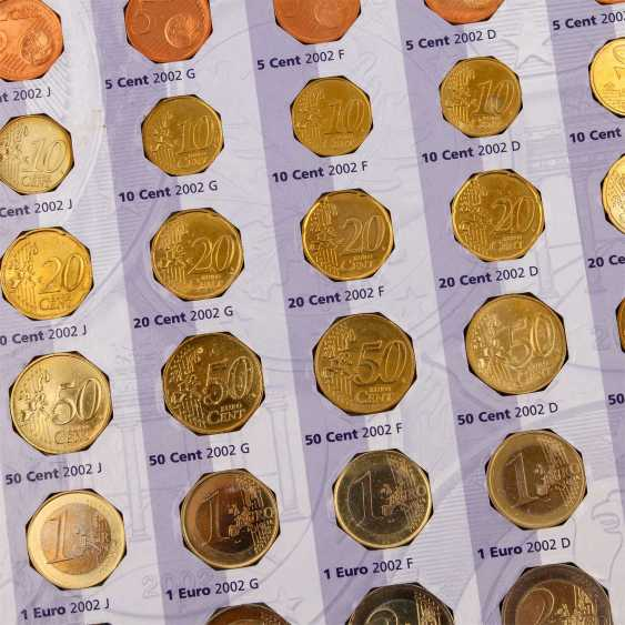 Euro coins Germany in special cases, including - photo 4