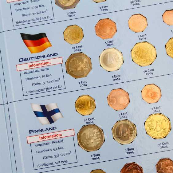 Euro coins Germany in special cases, including - photo 5