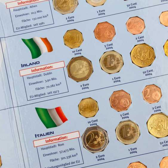 Euro coins Germany in special cases, including - photo 6