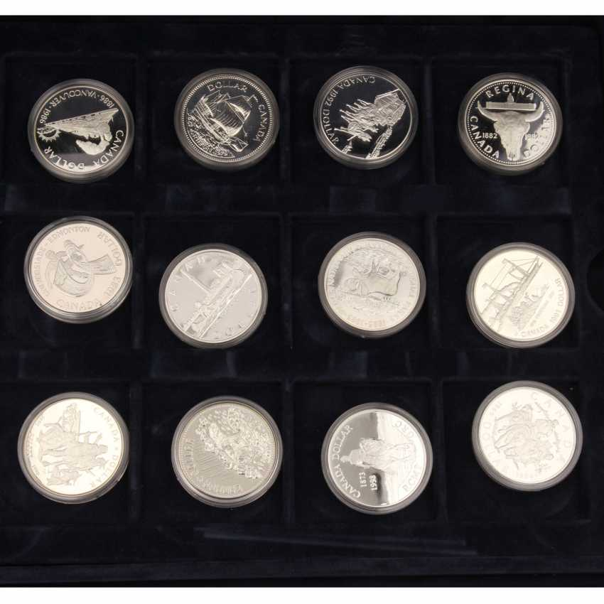 Canada - collection of 32 coins, - photo 4
