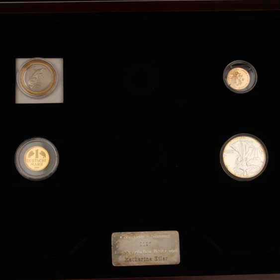 "Nice Set of ""The official GOLD EUROS in the Euro countries"" - - photo 3"