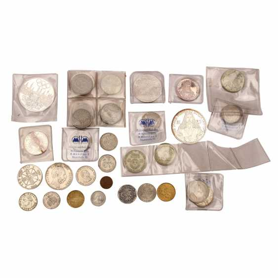 Interesting mixed lot some SILVER, some GOLD, - photo 4