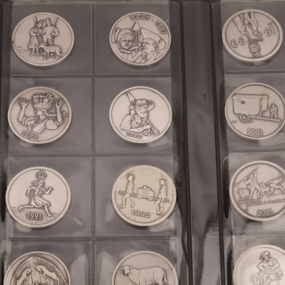 Coin album FRG commemorative coins - photo 6