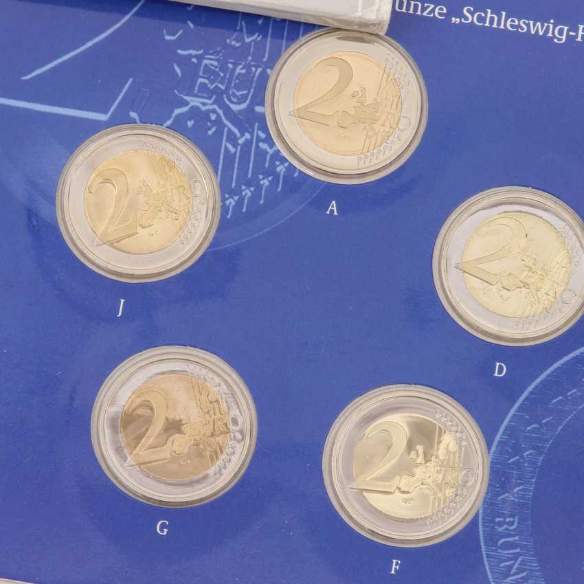 Germany - 2 Euro commemorative coin sets 2006/15 (10), - photo 2