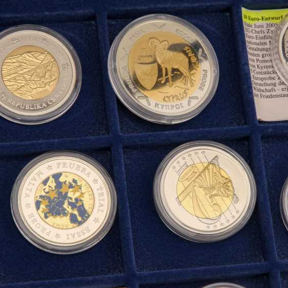Various coins and medals - photo 3