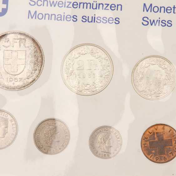 Switzerland - Small box with coin, - photo 3