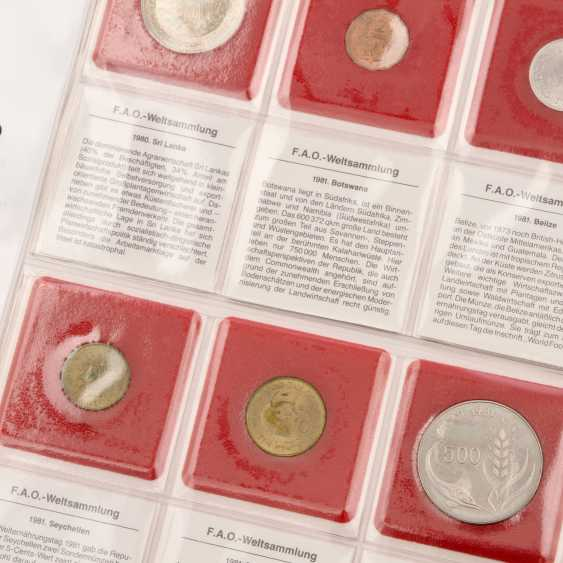 FAO world collection in 7 volumes - - photo 2