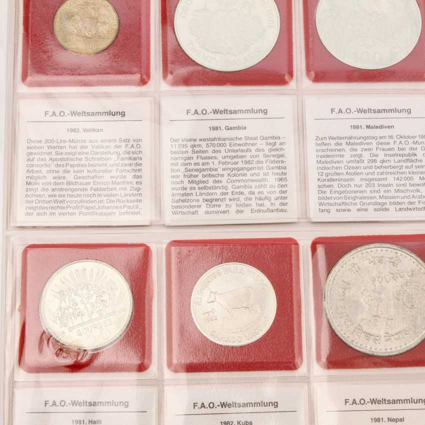 FAO world collection in 7 volumes - - photo 5