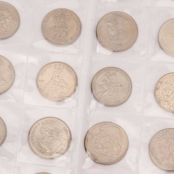 Poland - Lot of older small coins, - photo 2