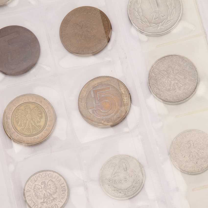 Poland - Lot of older small coins, - photo 3