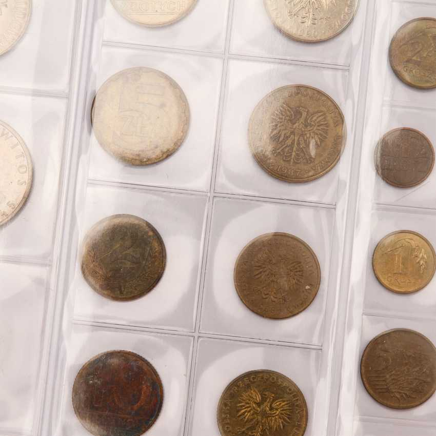 Poland - Lot of older small coins, - photo 6