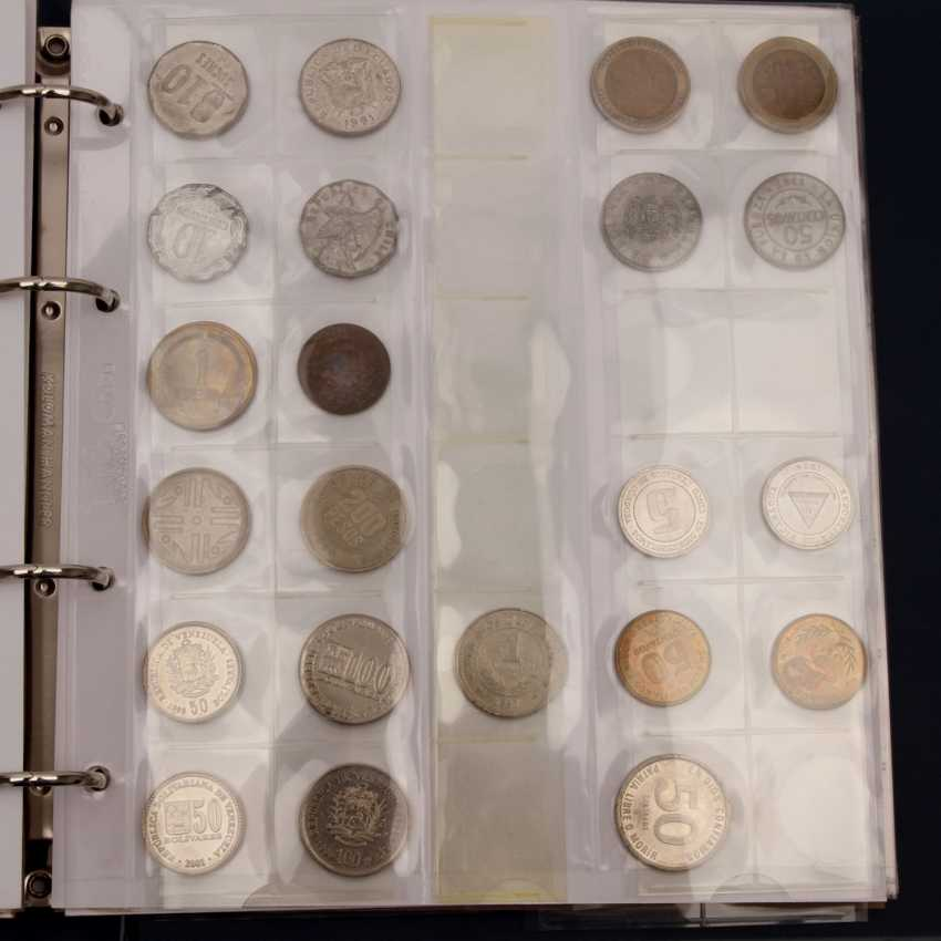 South America - collection of older small coins, - photo 4