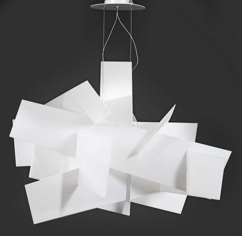 "Large ceiling lamp ""Big Bang"" by Enrico Franzolini & - photo 1"