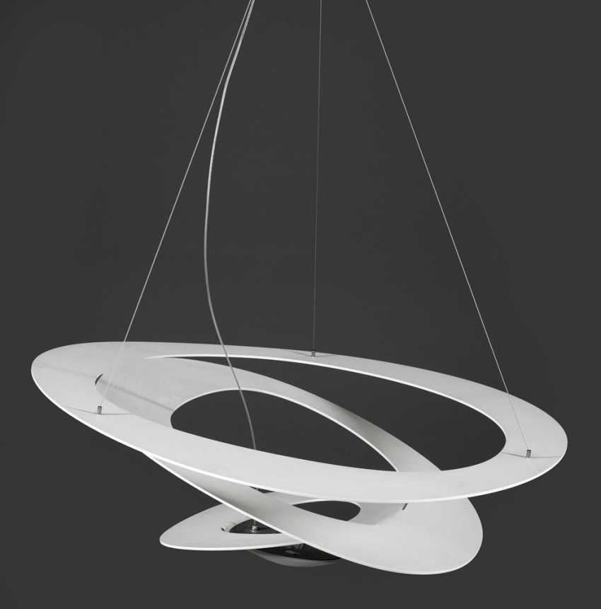 "Large pendant lamp ""Pirce"" by Giuseppe Maurizio Scutella - photo 1"