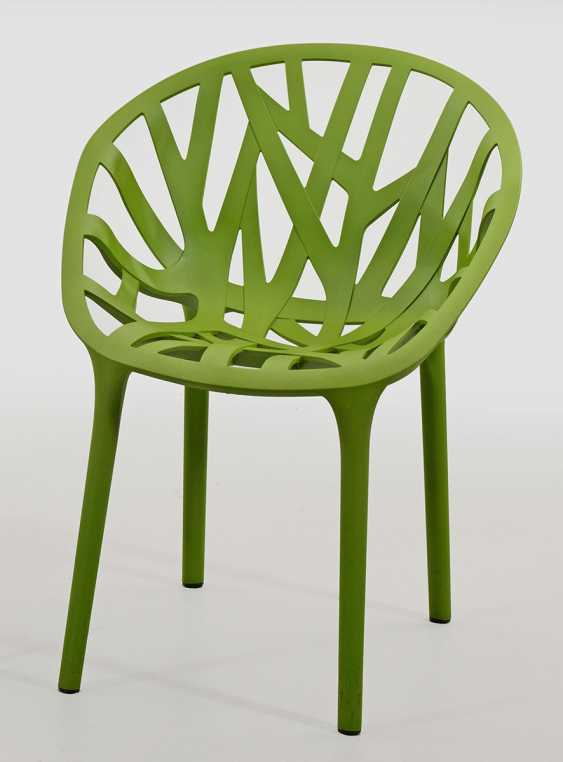 Vegetal chair by Ronan & Erwan Bourouleec - photo 1