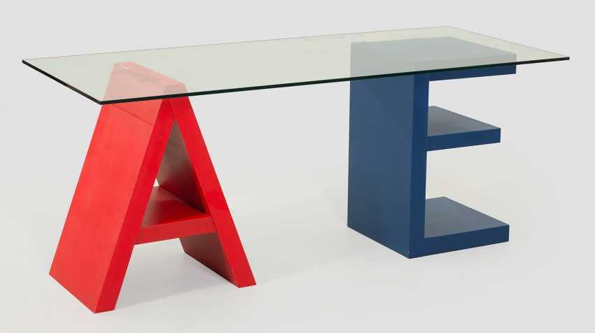 Large Work Desk - photo 1