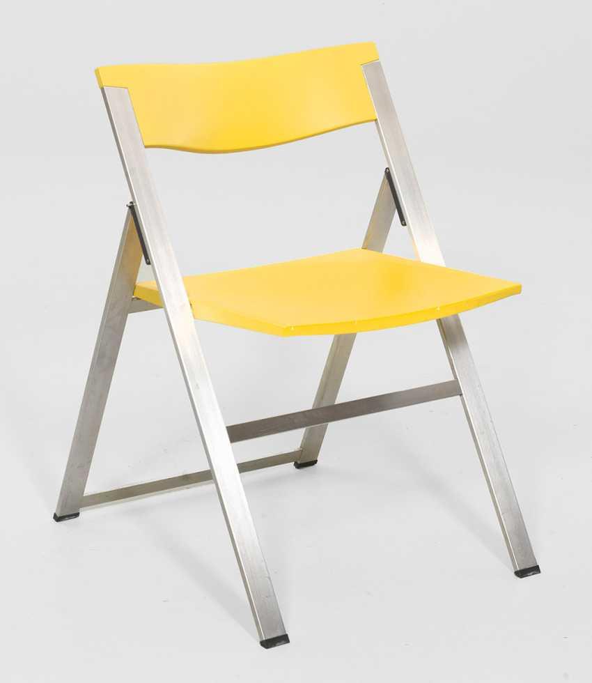 Folding chair P08 by Justus Kolberg - photo 1