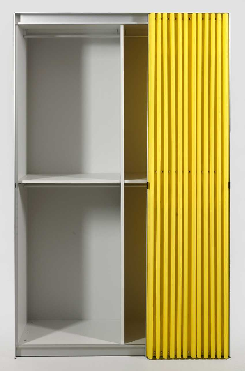 Faltvorhang Cabinet by Kurt Thut - photo 2