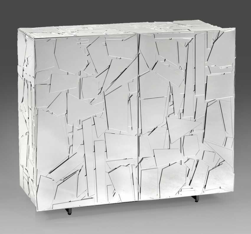 """Spiegel-Sideboard """"Scrigno"""" von Fernando & Humberto Campana - photo 1"""