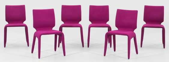 "Set of six ""Chabada""chairs by Daniel Rode - photo 1"