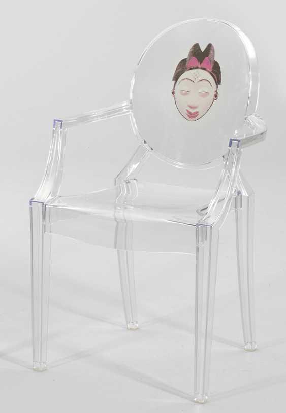 Louis Ghost-Chair von Philippe Starck - photo 1