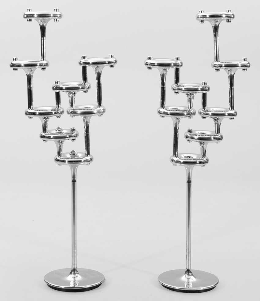 Two plug-in light fixtures from nail - photo 1